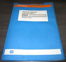 Werkstatthandbuch VW Corrado Typ 53i Automatik Getriebe 096 ab Baujahr 1989