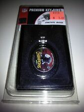 Pittsburgh Steelers Super Bowl XLIII Champs Domed Metal Keyring NIP NFL AFC Bell