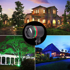 New Romantic Outdoor Light Sky Star Laser Spotlight Shower Garden Christmas HY