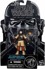 STAR WARS BLACK SERIES: PRINCESS LEIA ORGANA (BOUSHH) - #17