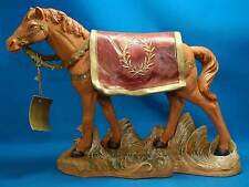 "Fontanini Horse - 7.5"" Scale Heirloom Nativity Animal Figure (52844)"