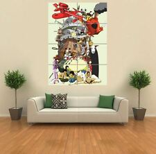 MONONOKE TOTORO ANIME MANGA  NEW GIANT POSTER WALL ART PRINT PICTURE G1192
