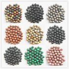 4,6,8,10,12mm Wholesale Natural Genuine Stone Gemstone Round Spacer Loose Beads