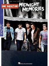 One Direction Midnight Memories Play Happily STRONG PIANO GUITAR PVG Music Book
