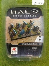 Covenant Jackal Assault Unit For Halo Ground Command By Spartan Games