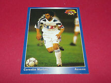 CORENTIN MARTINS AJ AUXERRE AJA ABBE-DESCHAMPS PANINI FOOTBALL CARD 1994-1995
