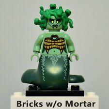 New Genuine LEGO Medusa Minifig Series 10 71001