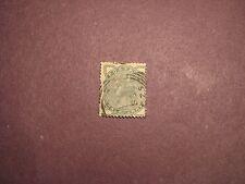 Great Britain Stamp Scott# 78 Queen Victoria 1880-81 L37