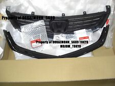06-07 HONDA B92P ACCORD CL7 CL9 EURO R  FRONT GRILLE KIT+ EURO EMBLEM ACURA TSX