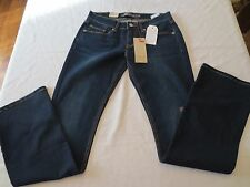 NWT LEVIS 524 BOOTCUT NORTHPEAK ULTRA LOW RISE SLIM FIT JEANS WOMENS SIZE 3M