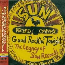 Good Rockin' Tonight: The Legacy of Sun Records by Various Artists (CD,...