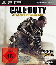 Call of Duty: Advanced Warfare (Sony PlayStation 3, DVD-Box). NEU und OVP