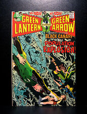 COMICS: DC: Green Lantern #81 (1970), Green Arrow app, Neal Adams art - RARE
