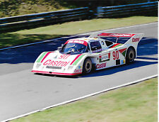 URD C83 BMW M88 GROUP C LE MANS CAR WINTHER PHOTOGRAPH 1985 1000KM BRANDS HATCH