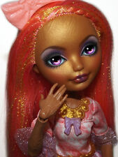 ☠ OOAK custom Ever After High doll repaint Cedar Wood Monster bjd ☠
