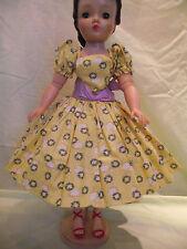 Fantastic Vintage Madame Alexander Cissy Dress