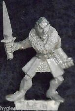 1989 Wood Elf MM80 WE 18 Marauder Elven Army Silvan Warhammer Citadel AD&D Metal