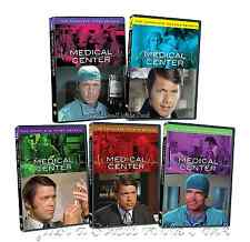 Medical Center James Daly Series Complete Seasons 1 2 3 4 5 Box/DVD Set(s) NEW!
