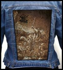 DARKTHRONE - The Underground Resistance  --- Giant Backpatch Back Patch