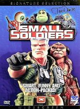 Small Soldiers (DVD, 1998, Signature Selection)  LIKE NEW