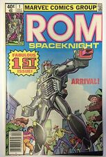 (1979 MARVEL) ROM SPACEKNIGHT #1! FRANK MILLER COVER!