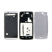 New Original Housing Cover Case For Sony Ericsson Xperia Arc S LT15i LT18i White