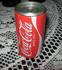 COCA-COLA CAN SHAPED PENCIL SHARPENER FROM SPAIN