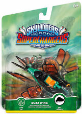Skylanders SuperChargers - Buzz Wing - Rare - Brand New