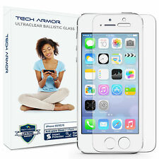 Tech Armor Matte AntiGlare Glass Screen Protector for Apple iPhone 5/5c/5s 1Pack