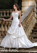 Essence Of Australia Wedding Gown With Veil