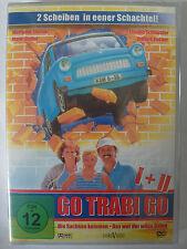 Go Trabi go 1 & 2 - Trabant in Italien - Wolfgang Stumph, Dieter Hildebrandt