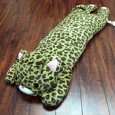 Long Body Pillow - Military Look Cat - Leopard (L) Tokyo Japanese Lifestyle