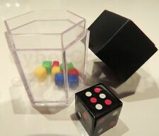 DICE EXPLOSION DIE EXPLODING BOMB COLOUR CHANGING QUICK CHANGE CLOSE MAGIC TRICK