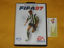 FIFA 97 x SEGA MEGA DRIVE NUOVO NEW PAL VERSION