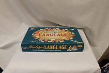 Mind Your Language Board Game By Spears Games 1992 vintage