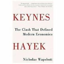 Keynes Hayek: The Clash that Defined Modern Economics-ExLibrary