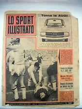 Lo Sport Illustrato N. 46 16-12-1965 Rivista Calcio Sport