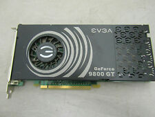 Evga GeForce 9800 GT Video Graphics Card DVI x 2 PS/2 512MB