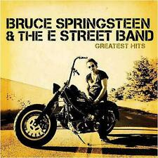 BRUCE SPRINGSTEEN & THE E STREET BAND - Greatest Hits (CD 2009) USA Exclusive