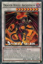 Yu-Gi-Oh ! Carte Dragon Rouge Archdémon HSRD-FR023 (HSRD-EN023) - VF/Commune