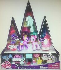 New My Little Pony Playset Canterlot Castle Twilight Sparkle & Starbeam Twinkle