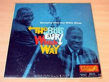 Memphis Slim & Willie Dixon/The Blues Every Which Way/1960 Verve LP