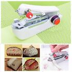 Mini Portable Handheld Sewing Machine hand held Stitch Home Clothes Cordless Kit