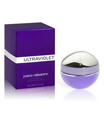 PACO RABANNE ULTRAVIOLET FOR WOMEN 80ML EAU DE PARFUM SPRAY BRAND NEW & SEALED