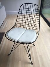 FOUR MODERNICA® CASE STUDY WIRE CHAIR SEAT PAD DWR HERMAN MILLER 100% AUTHENTIC