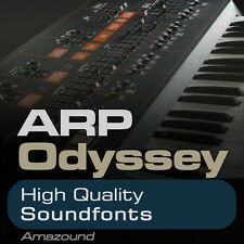 ODYSSEY SOUNDFONT COLLECTION 240 SF2 FILES 1200+ SAMPLES 1.2GB HIGH QUALITY