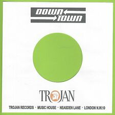 DOWNTOWN REPRODUCTION RECORD COMPANY SLEEVES - (pack of 10)