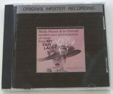NEW My Fair Lady  Shelly Manne  Mobile Fidelity Sound Lab AUDIOPHILE CD  JAPAN