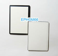 For Canon EOS 550D Rebel T2i Outer LCD Screen Display Window Glass + Adhesive