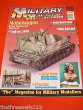MILITARY MODELCRAFT INT - WILD WEST CRAZY HORSE BUST - SEPT 2000